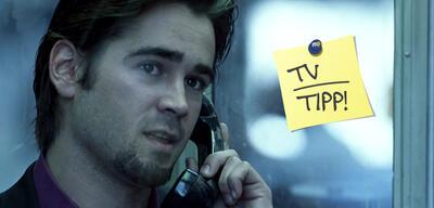 Colin Farrell in Nicht auflegen!