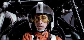 Denis Lawson als Wedge Antilles