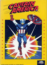 Captain America - Poster
