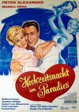 Hochzeitsnacht im Paradies - Poster