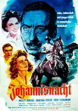 Johannisnacht - Poster