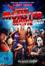 Mega Monster Movie Poster