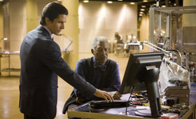 The Dark Knight mit Christian Bale und Morgan Freeman - Bild 5