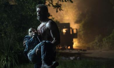 Logan - The Wolverine mit Hugh Jackman und Dafne Keen - Bild 5