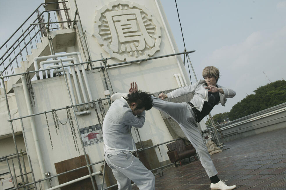 The Crows Are Back: Crows Zero II - Photo