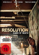 Resolution - Cabin of Death - Poster
