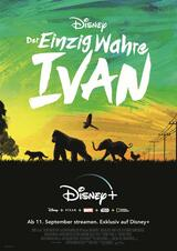 Der einzig wahre Ivan - Poster