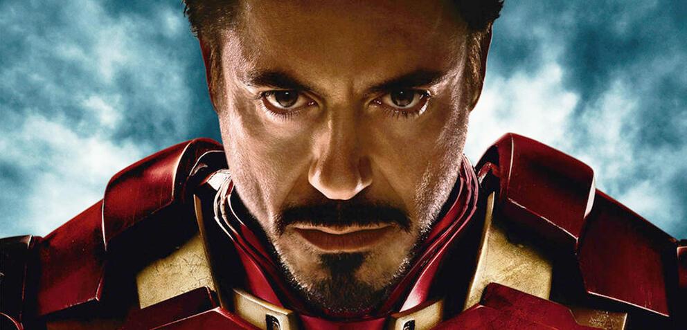 Iron Man 2 mit Robert Downey Jr.