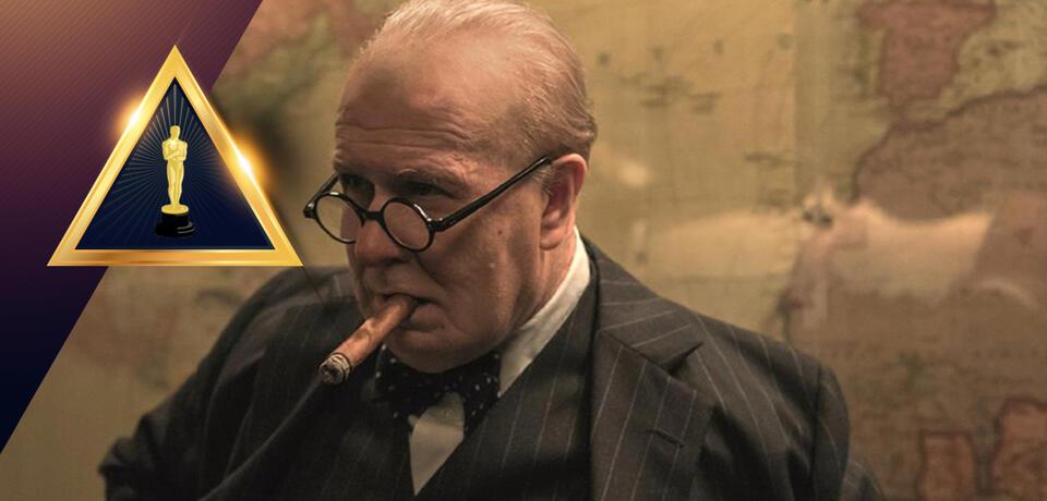 Die dunkelste Stunde: Gary Oldman als Winston Churchill