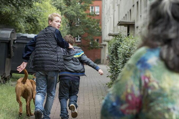 Tatort Borowski Und Die Kinder Von Gaarden Bild 8 Von 19