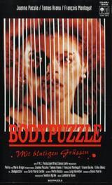 Body Puzzle - Mit blutigen Grüßen - Poster