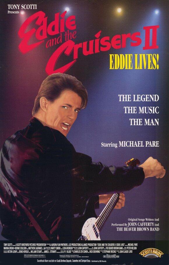 Eddie lebt