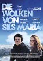 Die Wolken von Sils Maria Poster