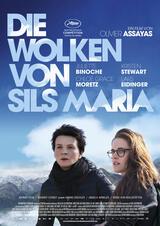 Die Wolken von Sils Maria - Poster