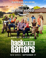 Back to the Rafters - Staffel 1 - Poster