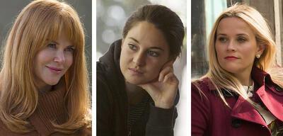 Big Little Lies: Nicole Kidman, Shaileene Woodley und Reese Witherspoon