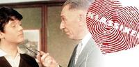Bild zu:  Pepe Nietnagel (Hansi Kraus) und Oberstudiendirektor Taft (Theo Lingen).