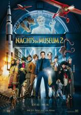 Nachts im Museum 2 - Poster