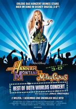 Hannah Montana und Miley Cyrus: Best of Both Worlds Concert