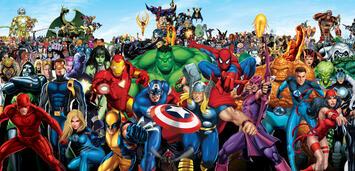 Bild zu:  Marvels Superhelden