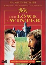 Der Löwe im Winter - Poster