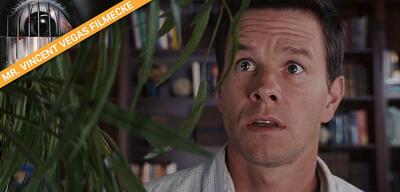 Pflanze und Mark Wahlberg
