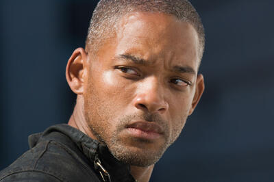 Will Smith in I m Legend
