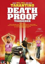 Death Proof - Todsicher - Poster