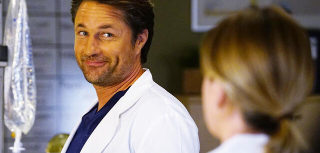 Grey's Anatomy, Staffel 14: Martin Henderson Nathan