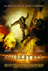 The Musketeer - Poster
