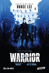 Warrior - Staffel 1 - Poster