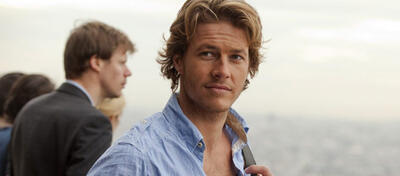 Luke Bracey in Plötzlich Star