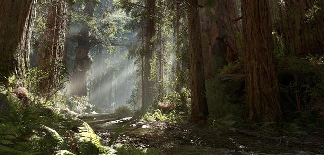 Star Wars: Battlefront erstrahlt unter anderem dank Photogrammetrie in diesem Glanz