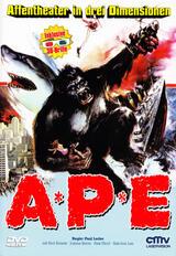 Ape - Poster