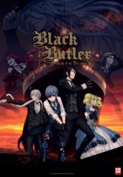 Black Butler - Book of the Atlantic Poster
