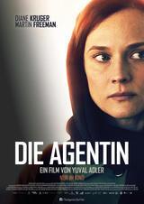 Die Agentin - Poster