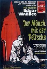 Der Mönch mit der Peitsche - Poster