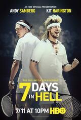 7 Days in Hell - Poster