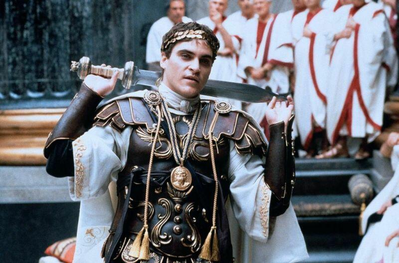 Gladiator mit Joaquin Phoenix