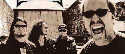 Metallica starten in 3D-Film durch.