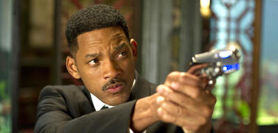 Will Smith in Men in Black 3