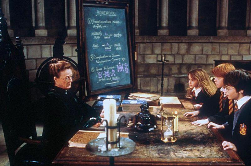 Harry Potter Und Der Stein Der Weisen Trailer
