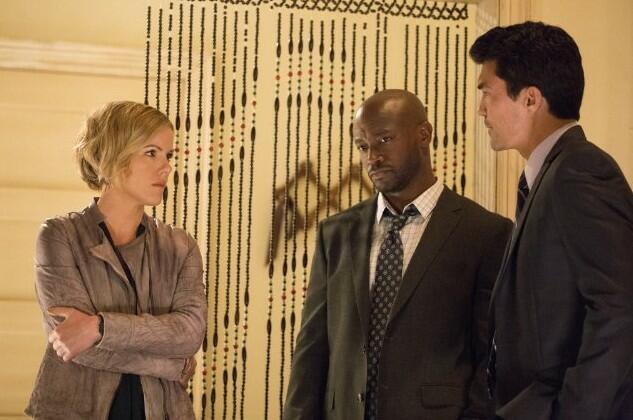 Murder in the First - Staffel 1