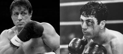 Sylvester Stallone vs. Robert De Niro?