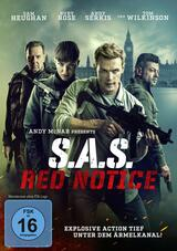 SAS: Red Notice - Poster