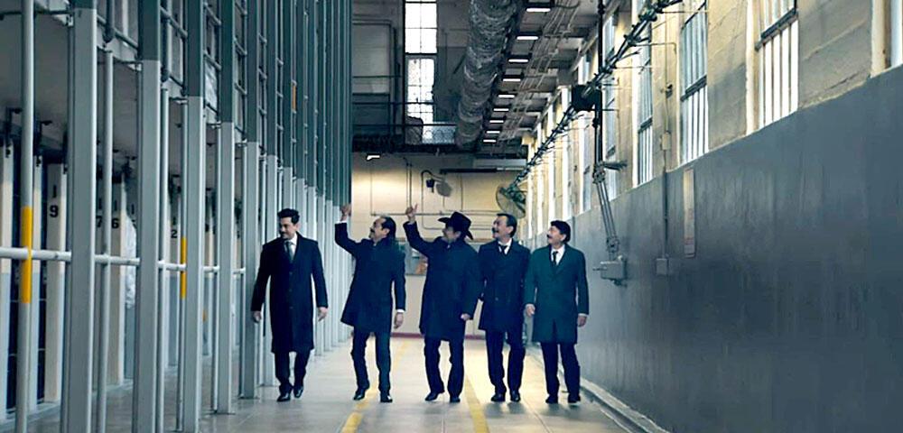 Los Tigros del Norte at Folsom Prison