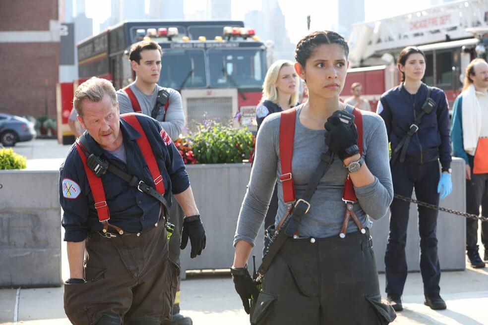 Chicago Fire - Staffel 10