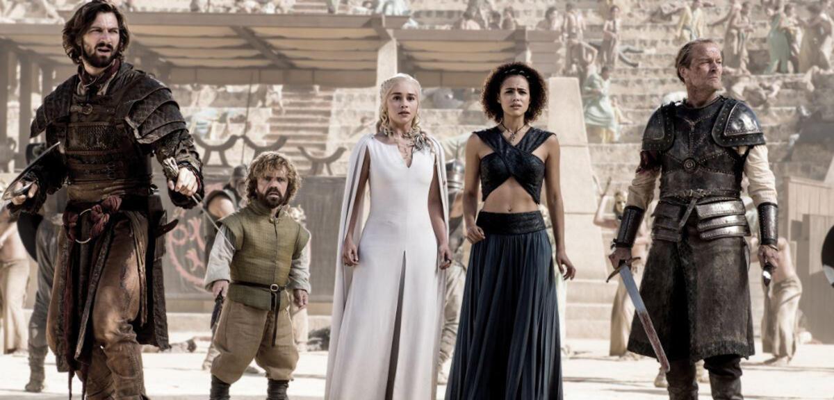 Game Of Thrones Staffel 6 Welches Buch