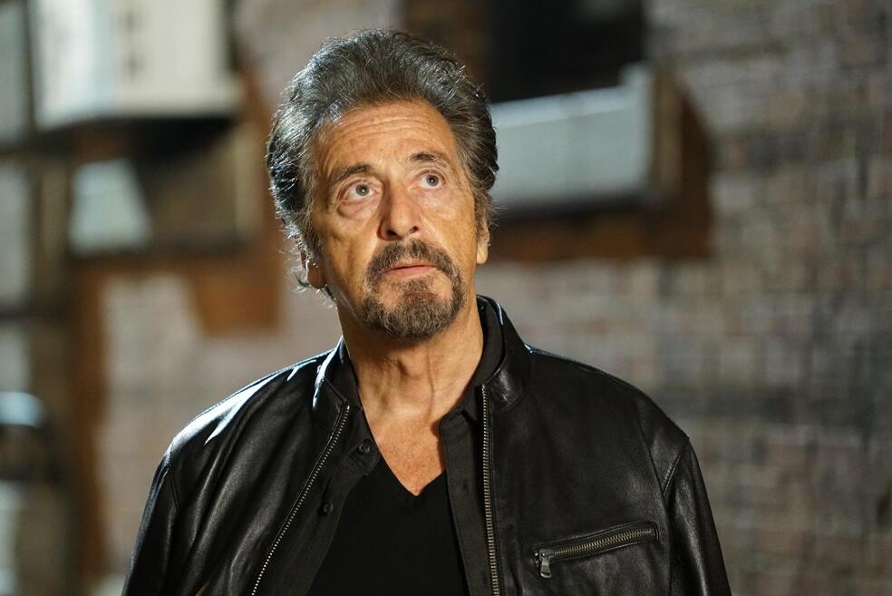 Hangman mit Al Pacino