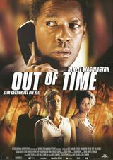 Out of Time - Sein Gegner ist die Zeit - Poster